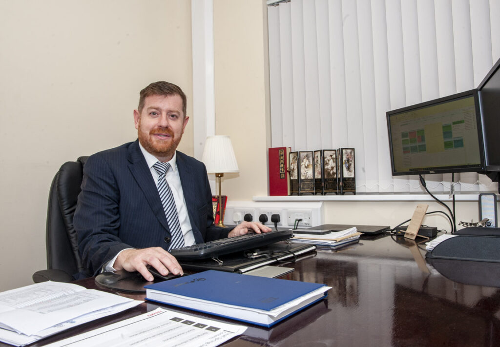 Keith Mooney - after sales manager