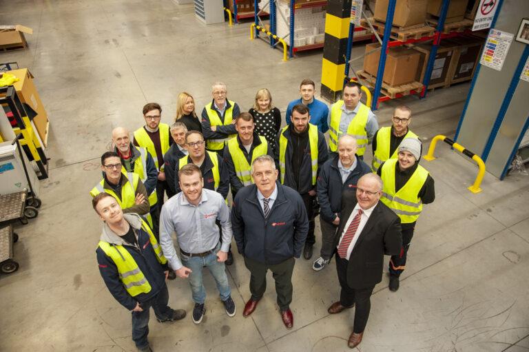 Parts Distribution Centre Team
