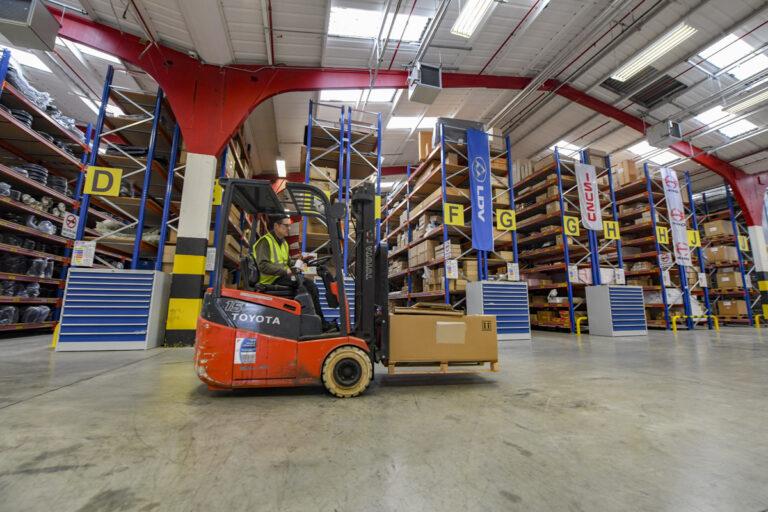 Parts Distribution Centre