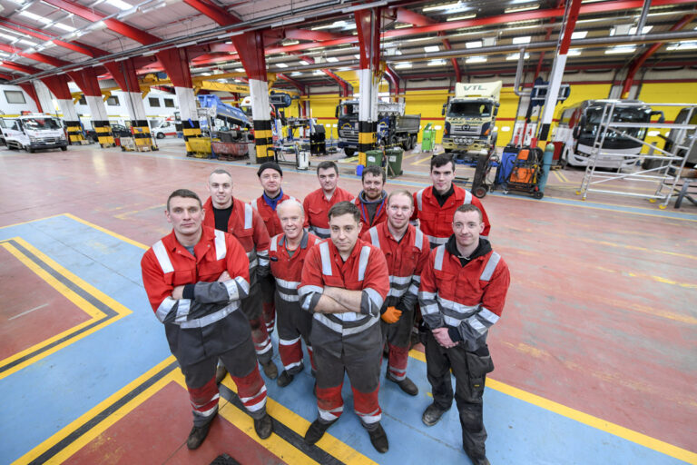 Harris Group - workshop team