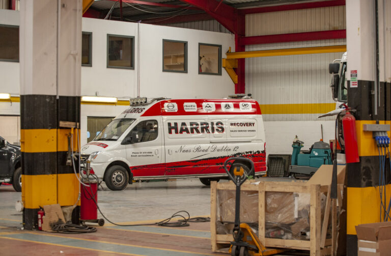 Harris Group - workshop