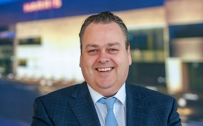 Mark Barret - GM of SAIC Maxus Ireland & UK