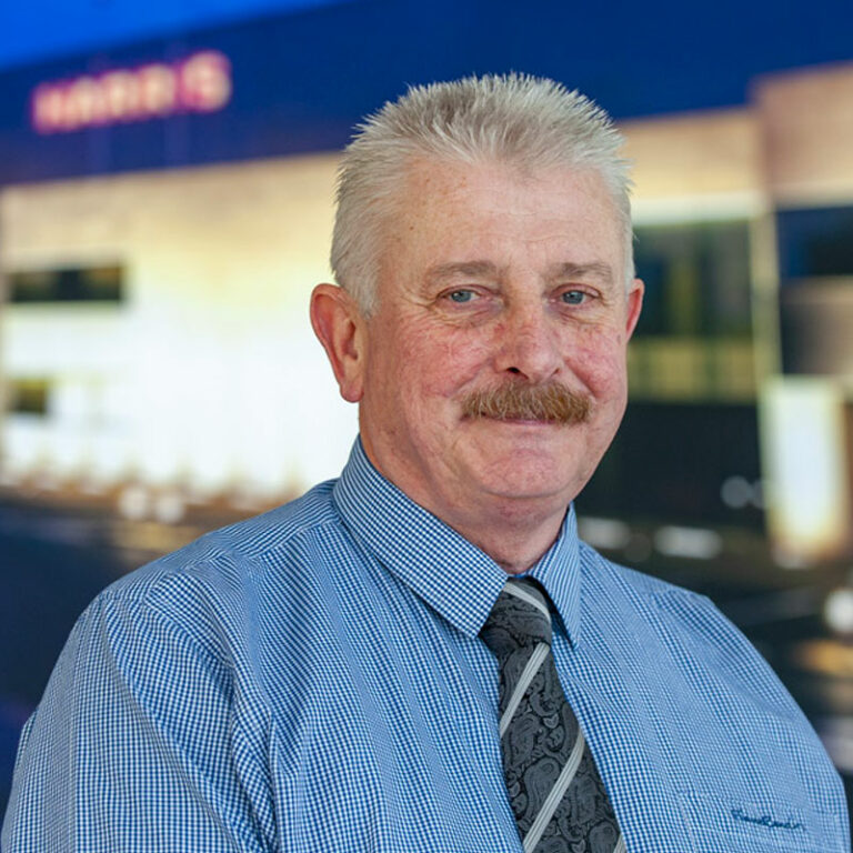 James Mahony - Harris Retail Sales Manager