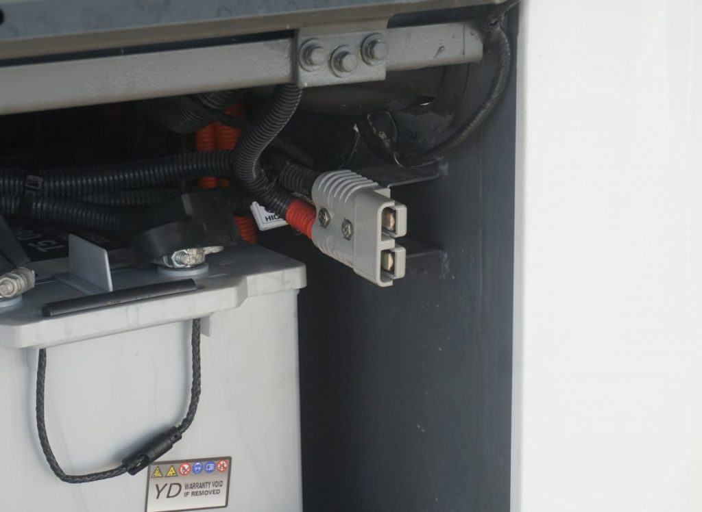 Electric Bus Ireland