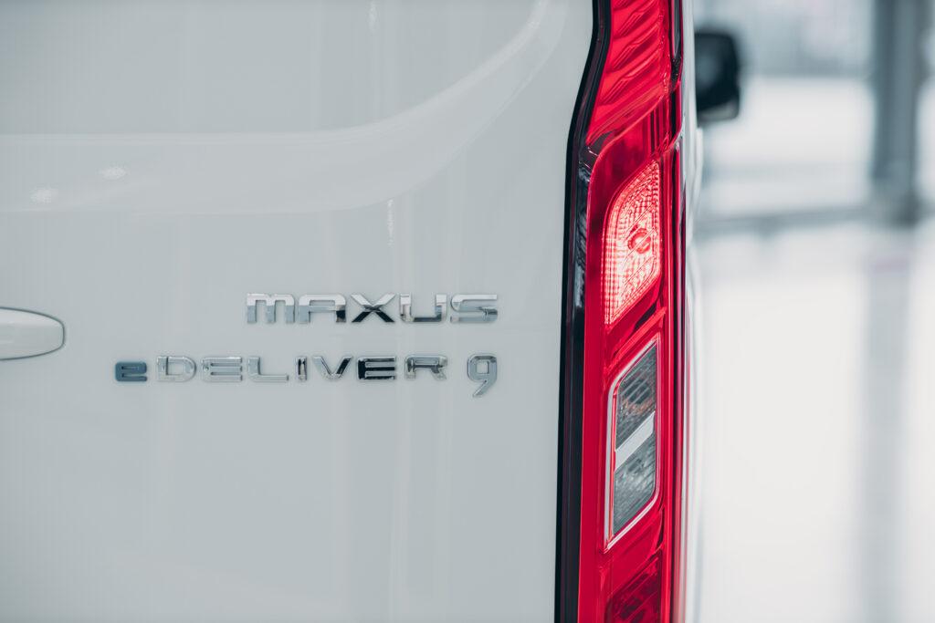 MAXUS e Deliver 9